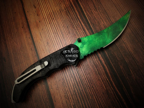 Flip | Emerald Doppler