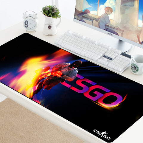 CS:GO FIRE MOUSEPAD (XL)