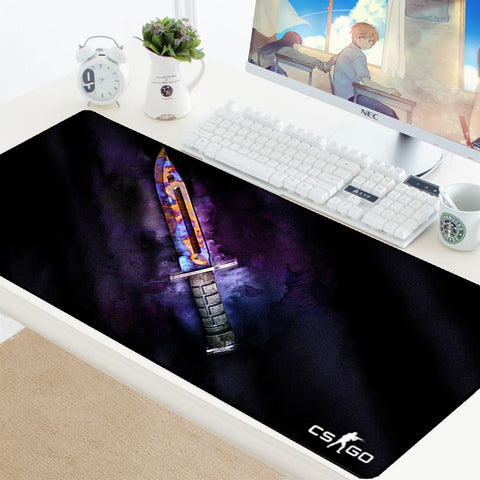 BAYONET CASE HARDENED MOUSEPAD (XL)