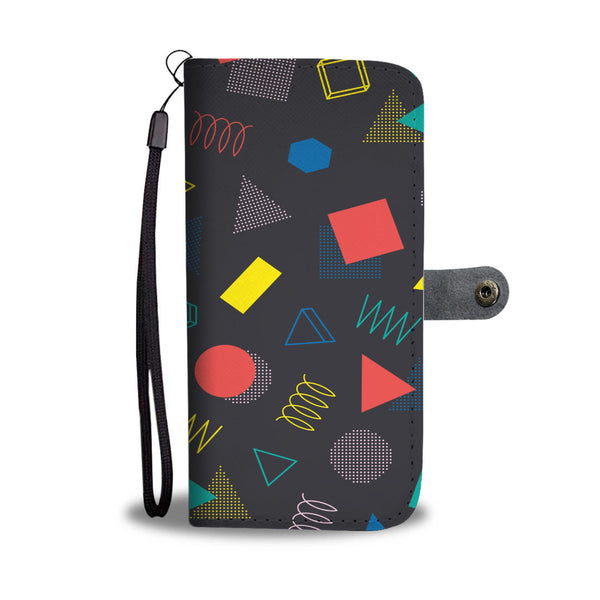 patterns  a phone wallet
