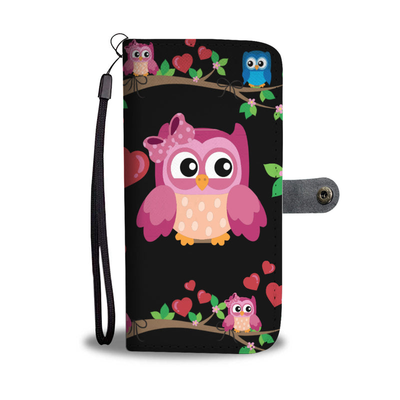 Owl Miss, black