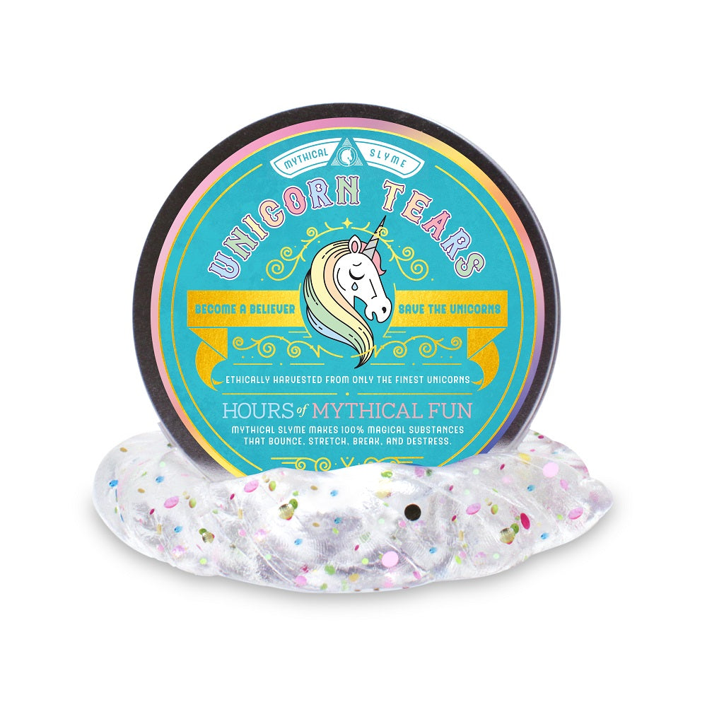 Unicorn Tears, Barf and Sweat (Small) - 3 Color Set
