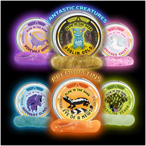 Glow in the Dark Fantastic Creatures Gift Set - 1.7oz -(tester)