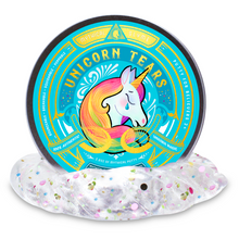 Unicorn Cooties, Barf, Tears, Kiss, Horn and Sweat (Large) - 6 Color Set