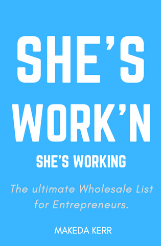 She's Work'n She's Working (Wholesale e-Book)