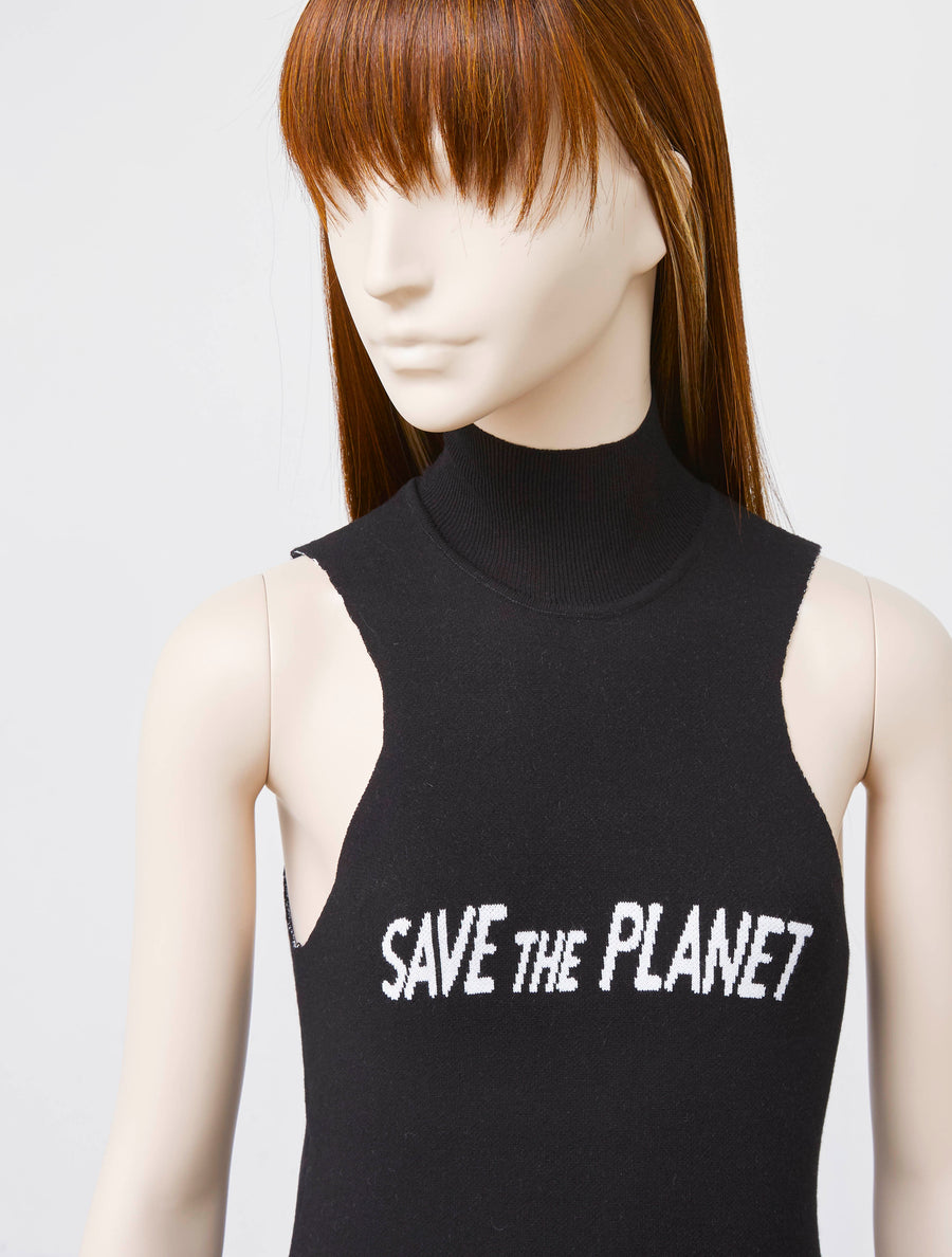 Ashley Williams Planet Dress