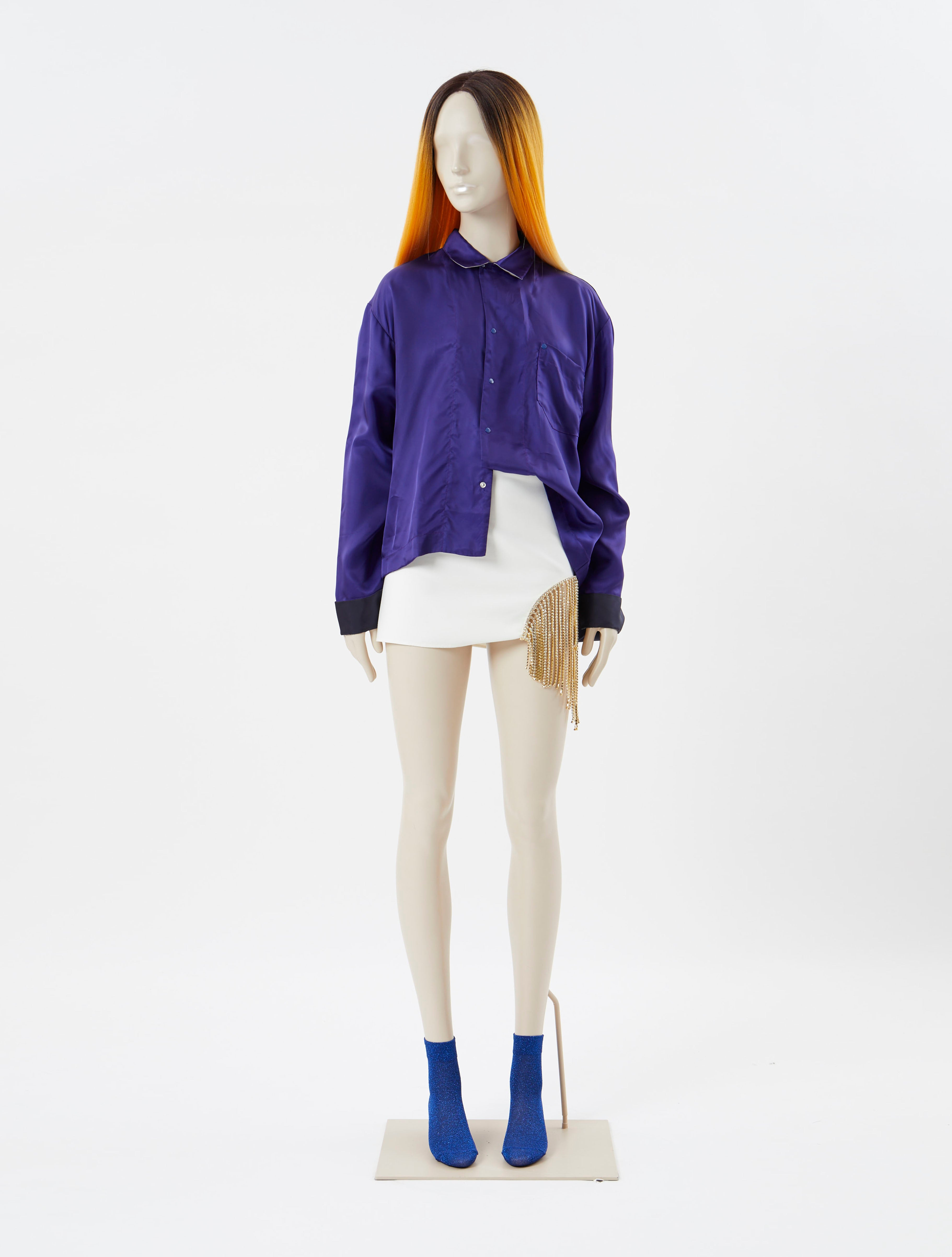 Toga Pulla Inner Shirt Purple