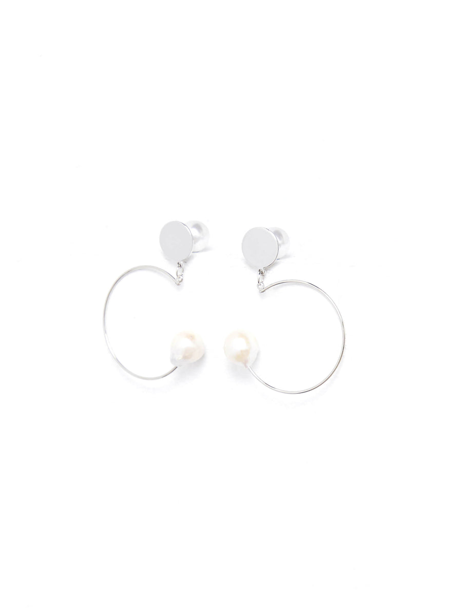 Peet Dullaert Circula Earrings - Pair