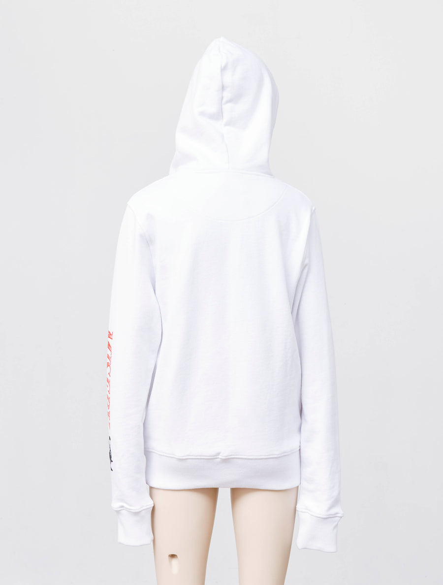 Ashley Williams Jersey Pocket Hoodie - Misery