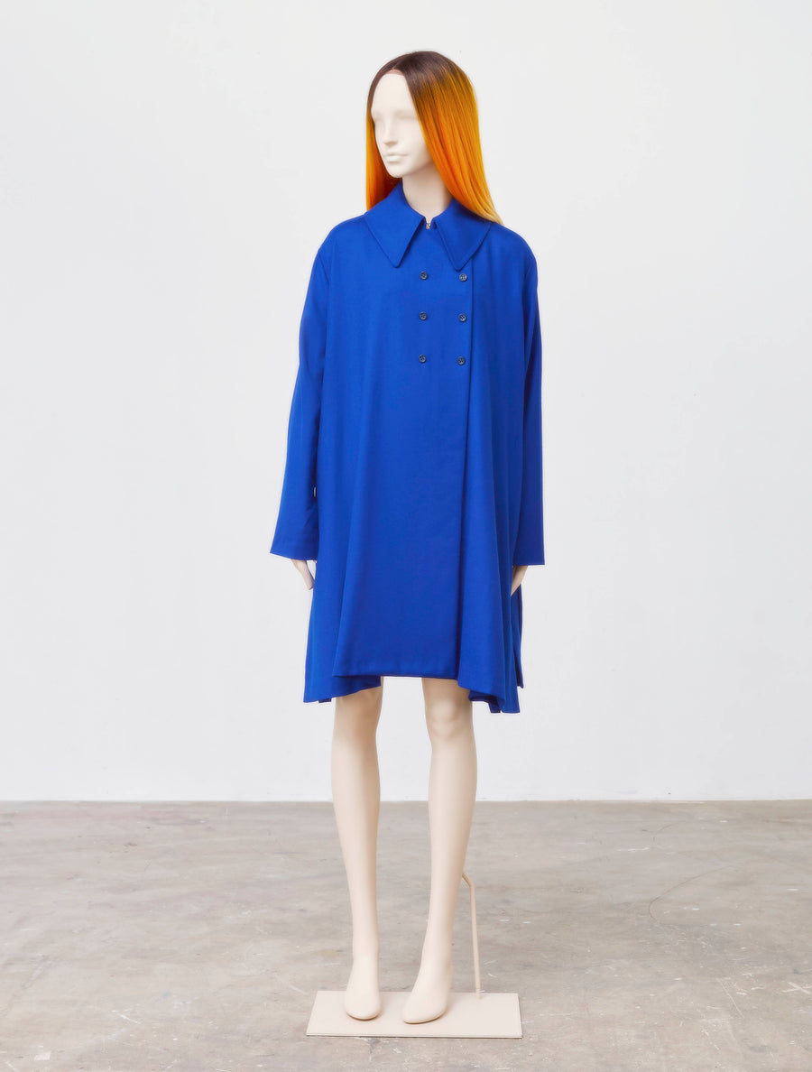 Jenny Fax City Girl Blue Coat