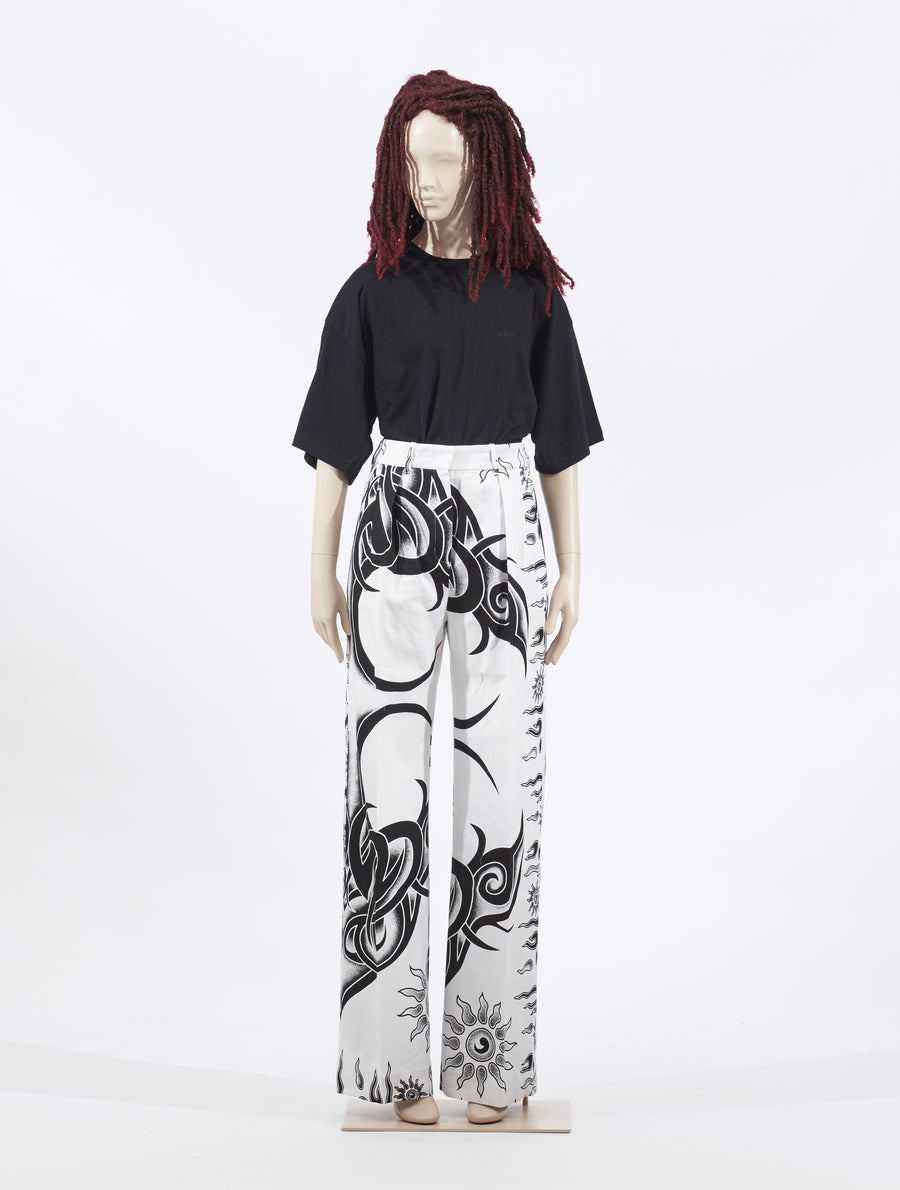 Lēo Fosses Sarong Suit Pants