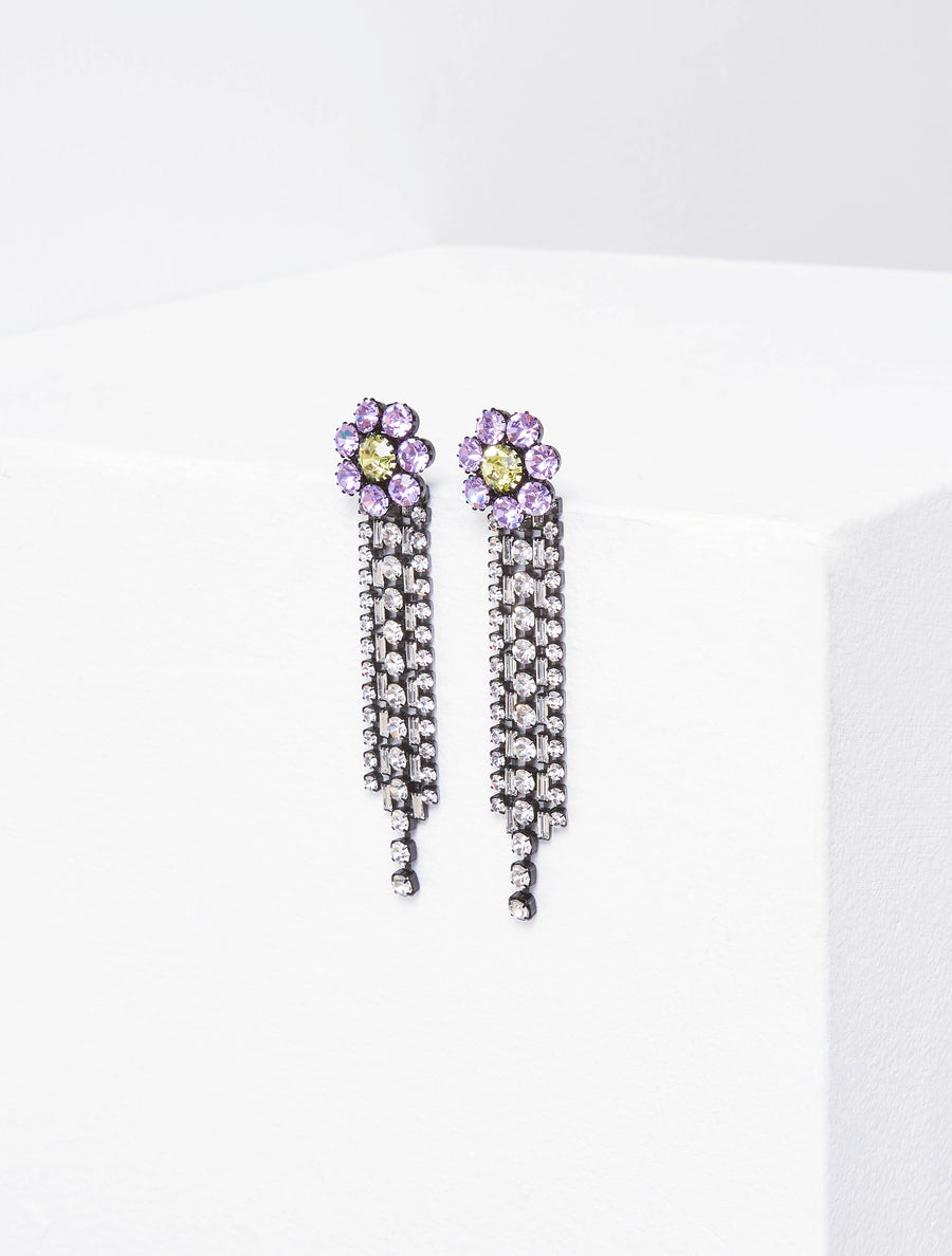 Ashley Williams Daisy Fall Earrings