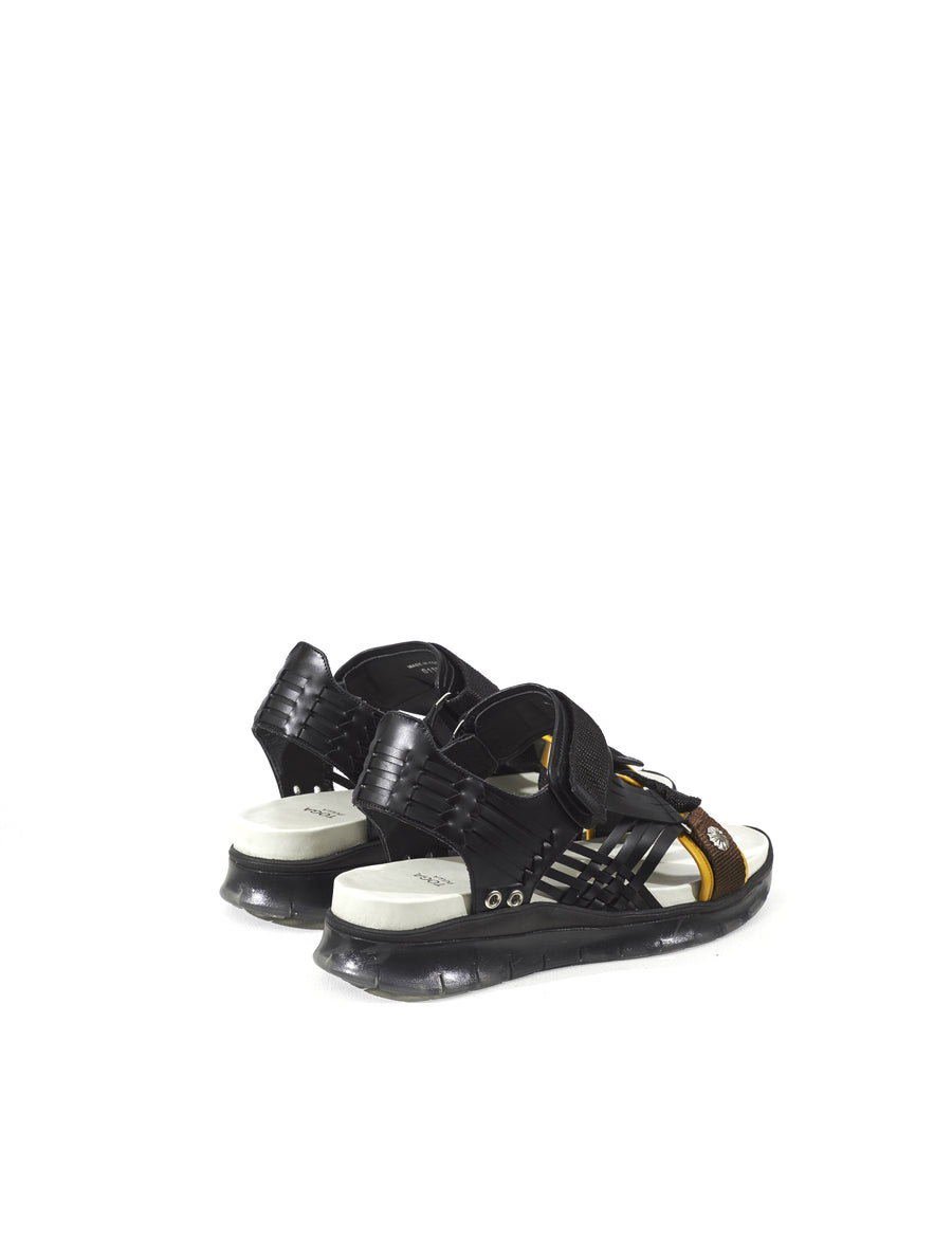 Toga Virilis Yellow Mix Sandal