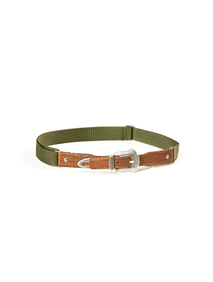 Toga Virilis Leather Belt