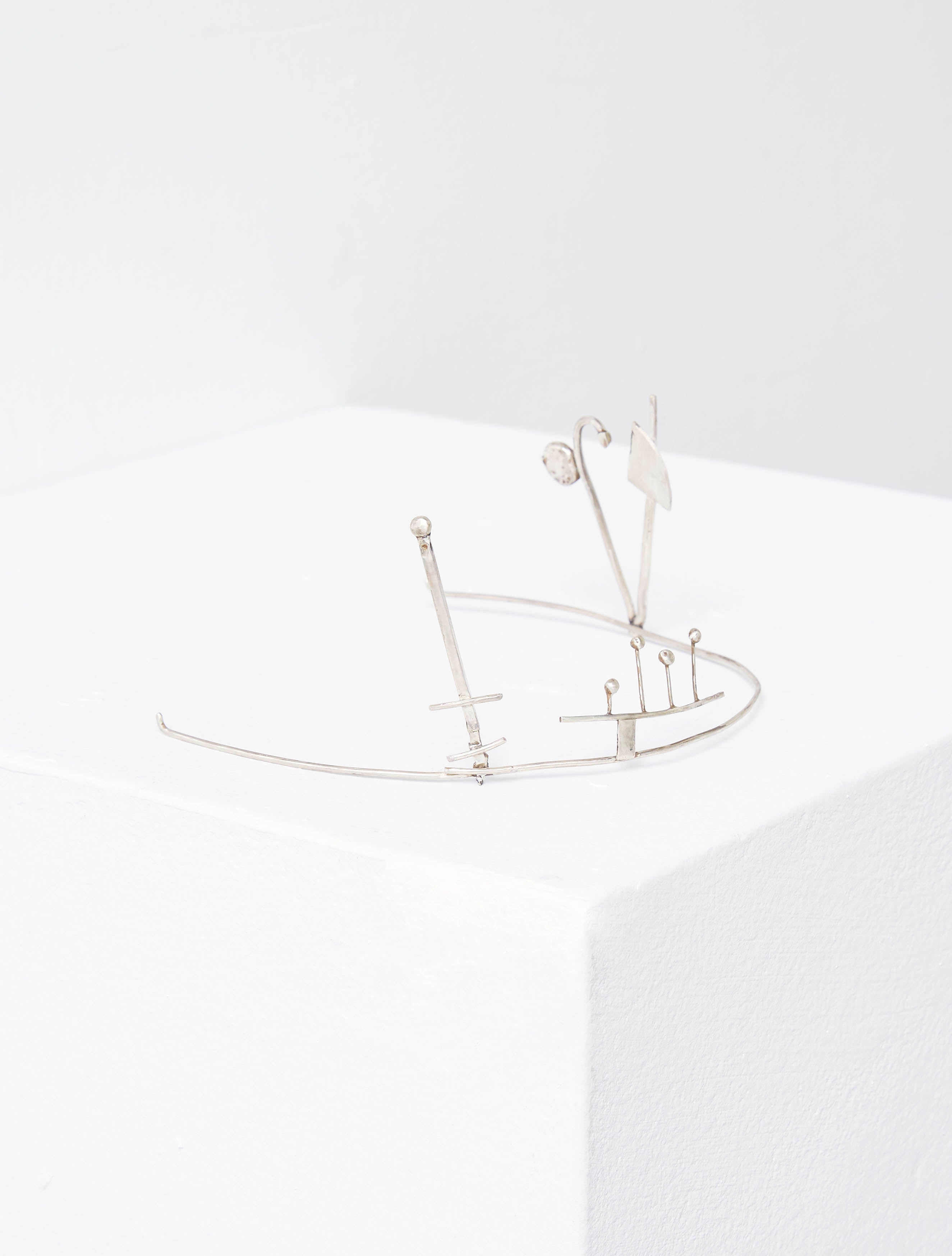 x AMY RODRIGUEZ Sterling Silver Euphoria Crown