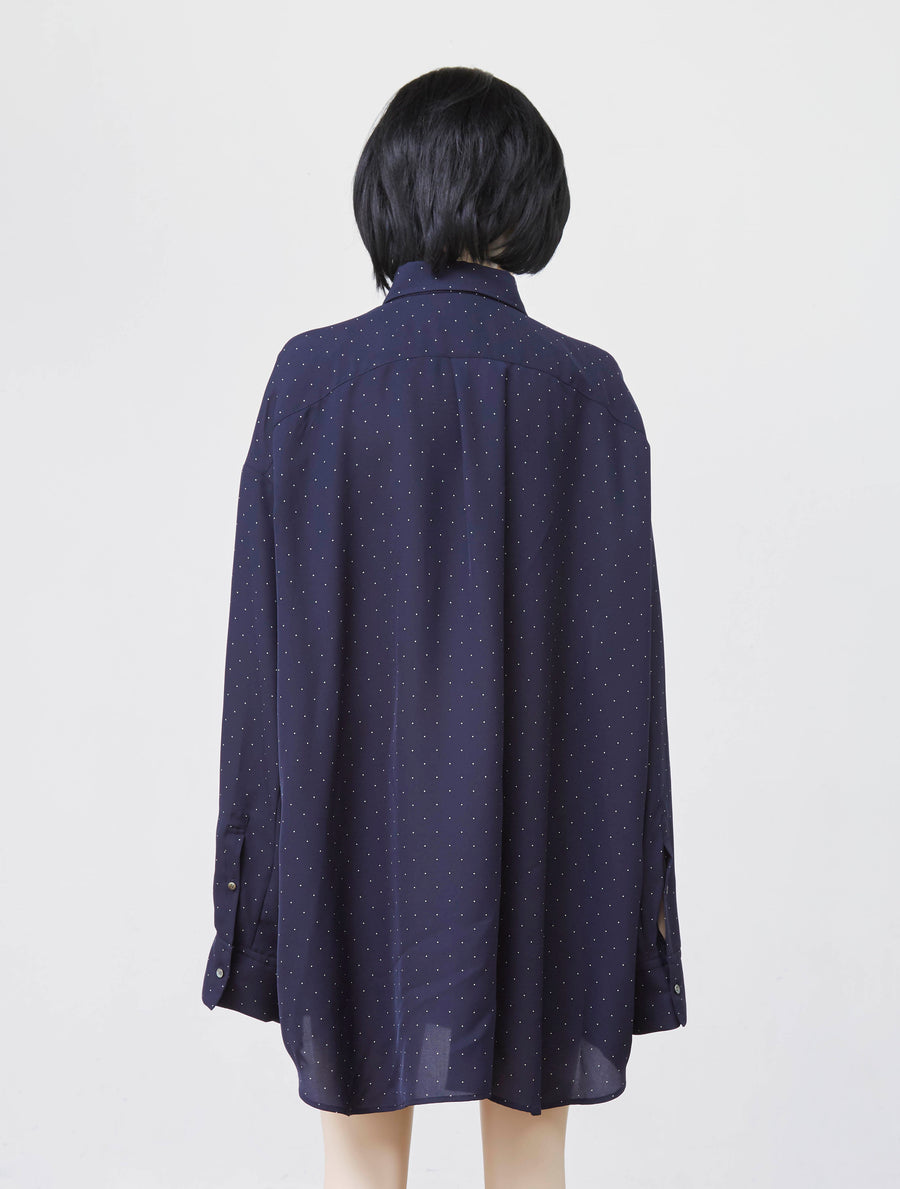 Mikio Sakabe Wide Soft Shirt