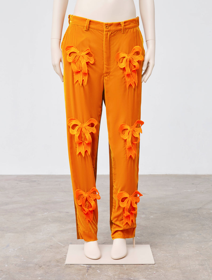 Mikio Sakabe Ribbon Pants