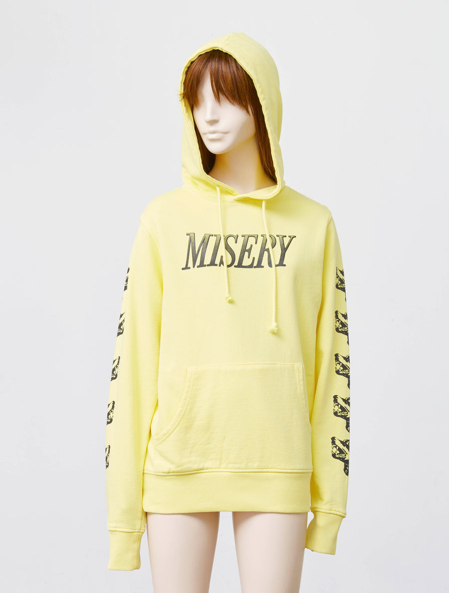 Ashley Williams Jersey Pocket Hoodie -Misery