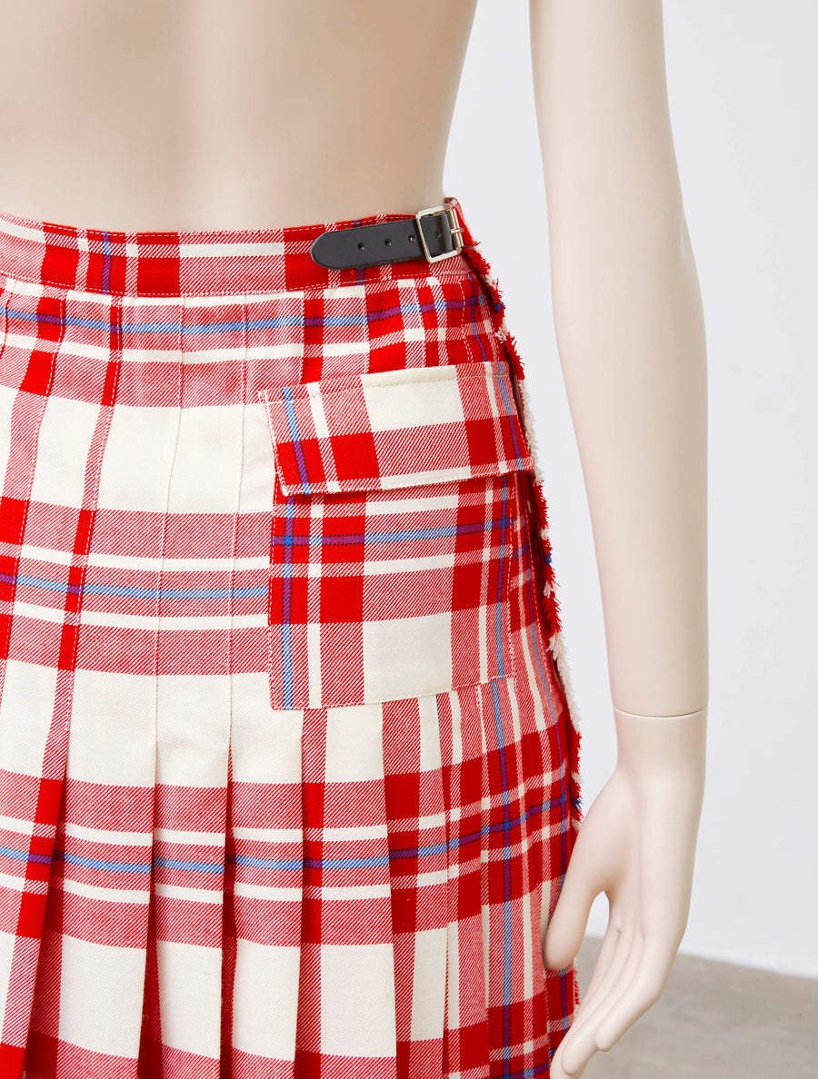 Ashley Williams Mac Gregor Kilt