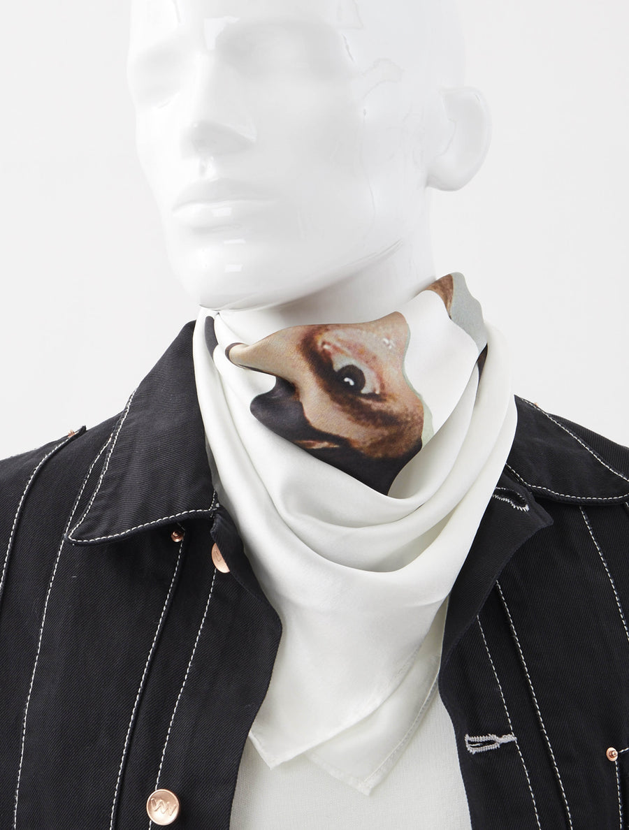 Alex Mullins Smashed Face Scarf