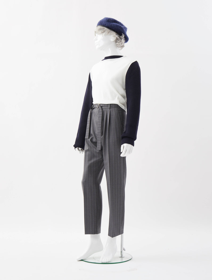 Alex Mullins Peg Top Trouser
