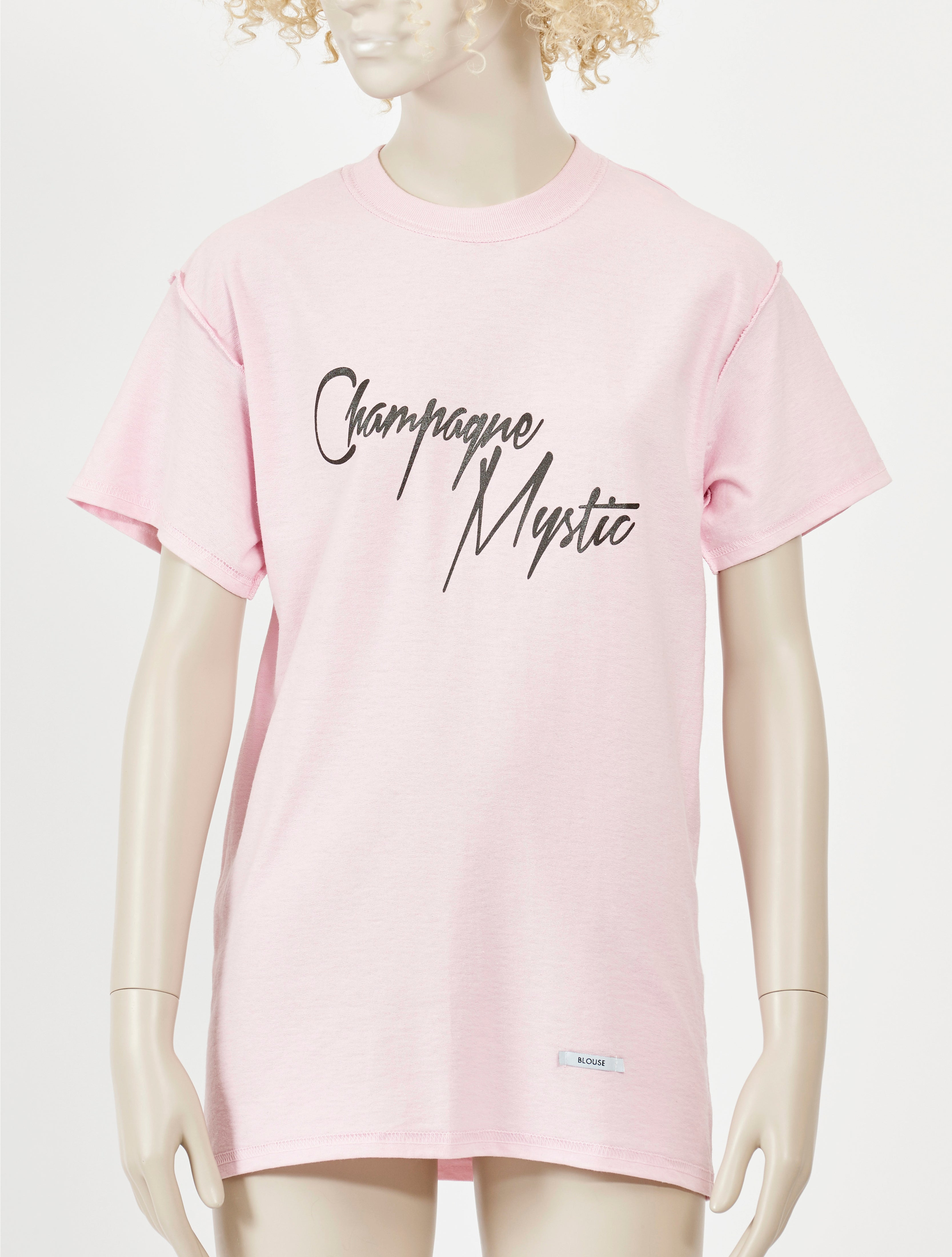 Blouse Champagne Mystic Tee