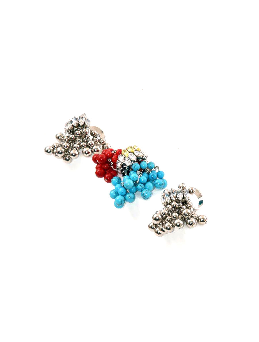 Beads Rings Set of 3
