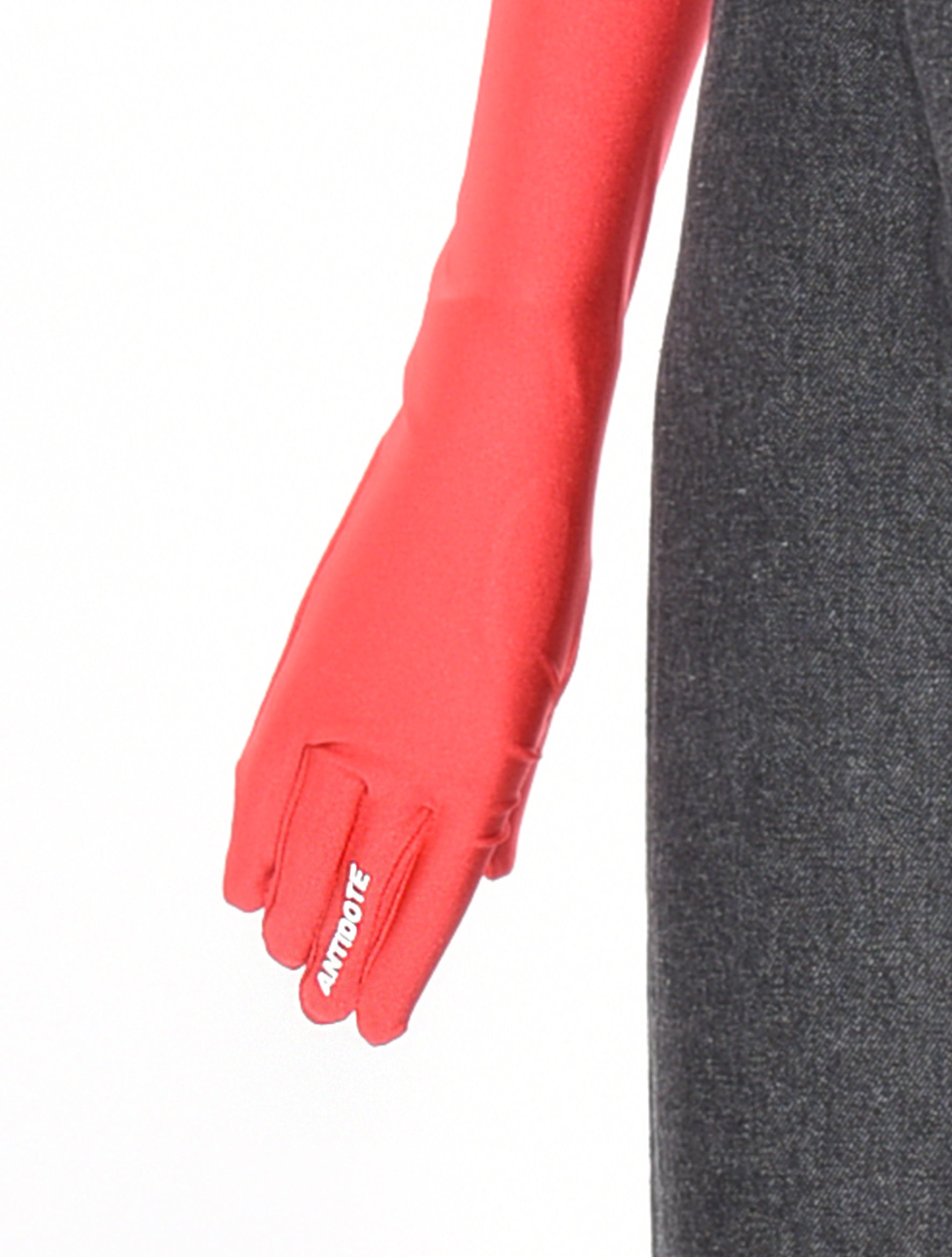 Red Jersey Gloves