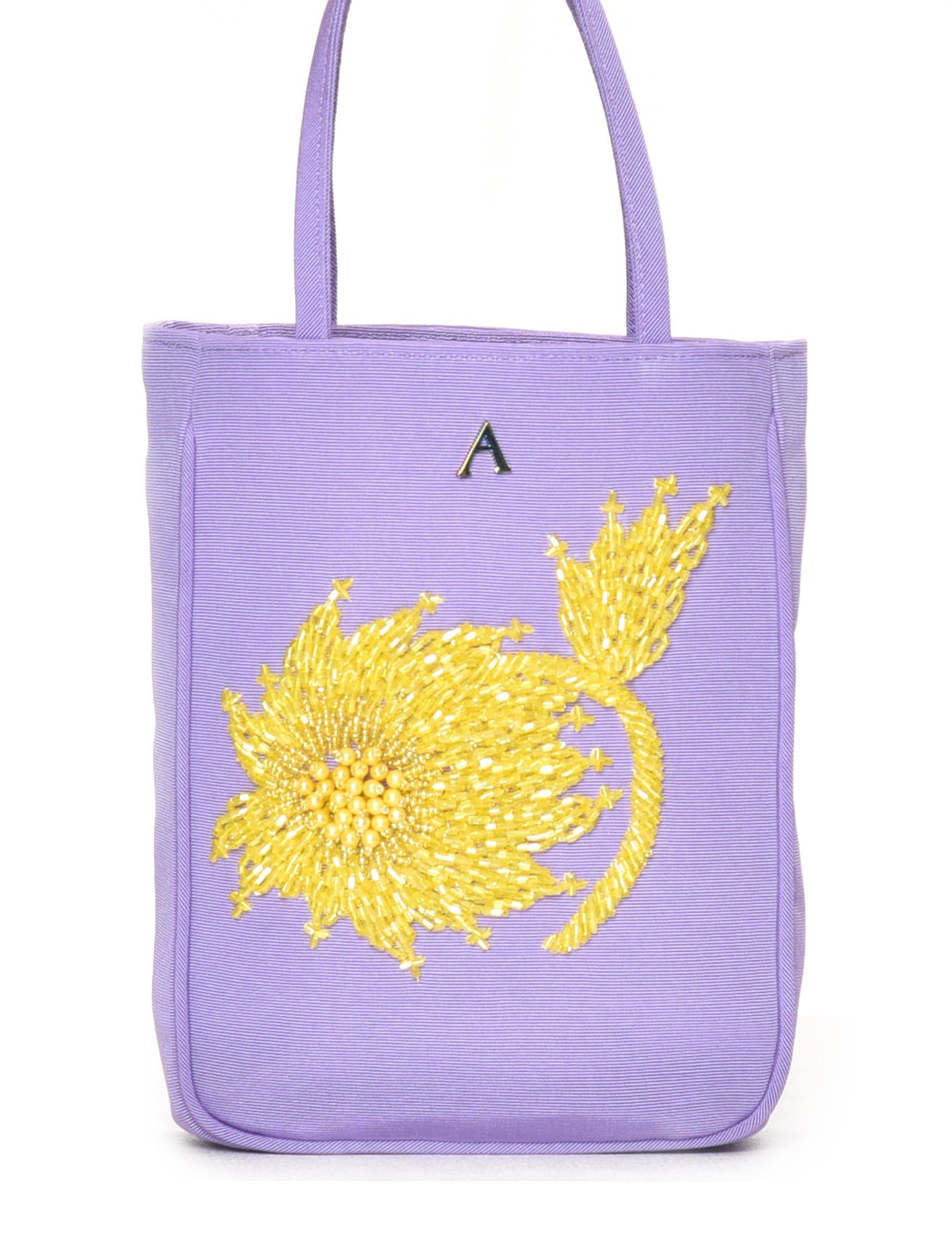 Lilac Yellow Kate Bag