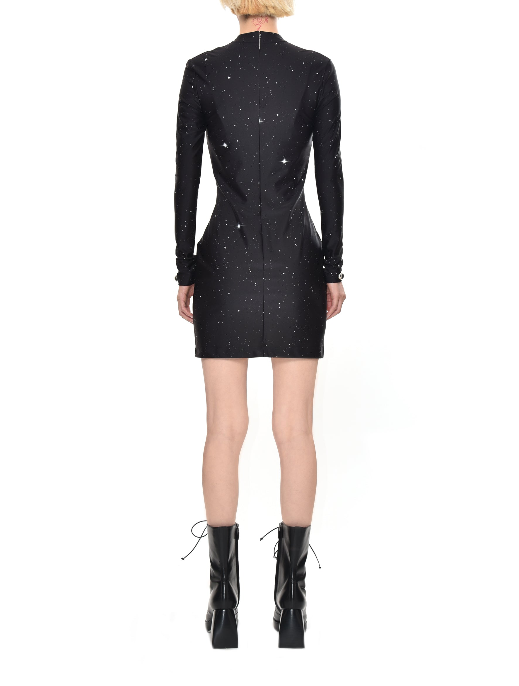 Christopher Kane Star Lycra Dress