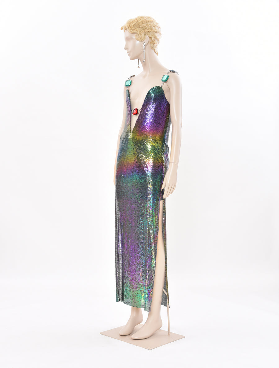 Christopher Kane Chainmail Dress