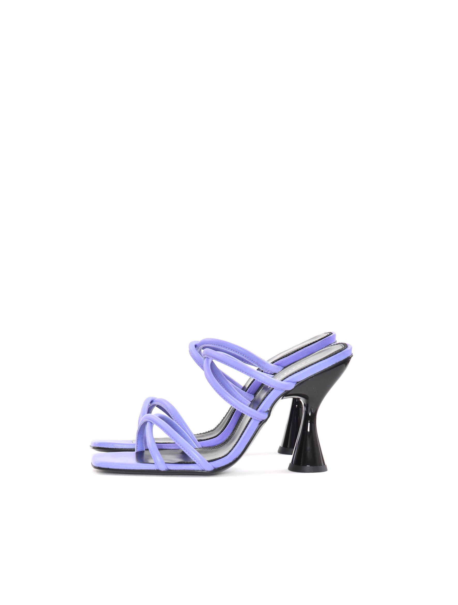 Stainless Sandal- Lilac Leather