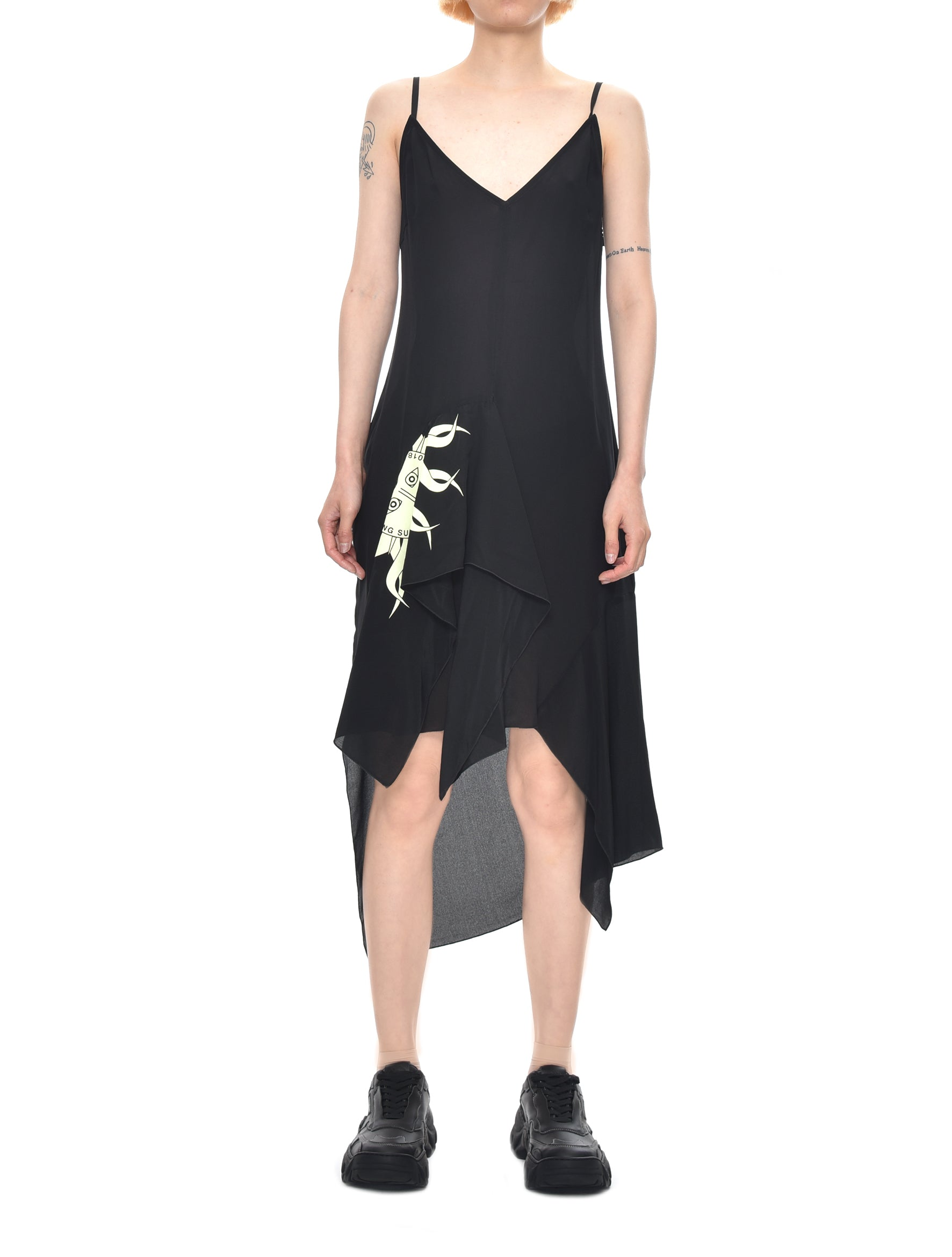 Axis Mundi Shirt Dress