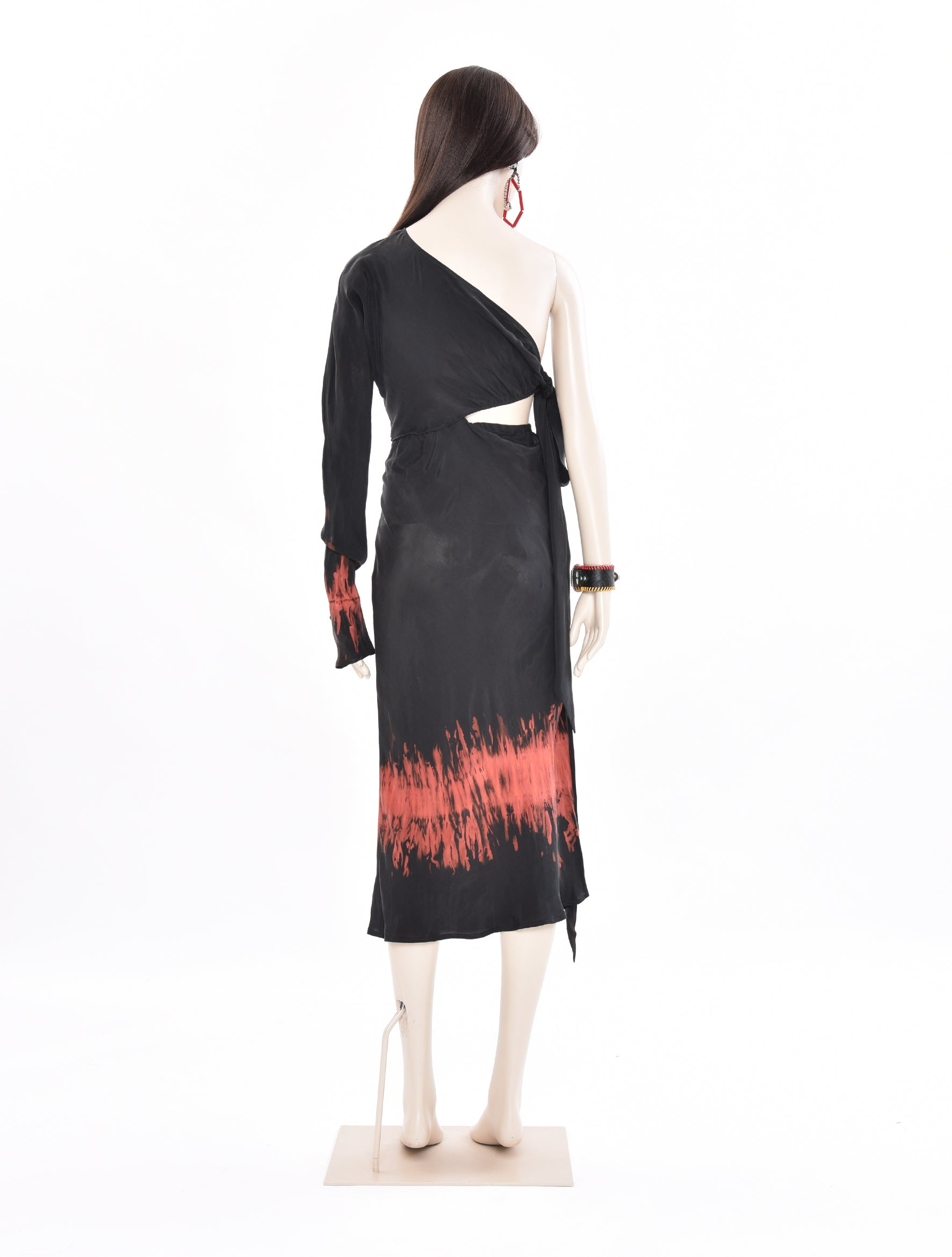 Amon Asymmetric Dress