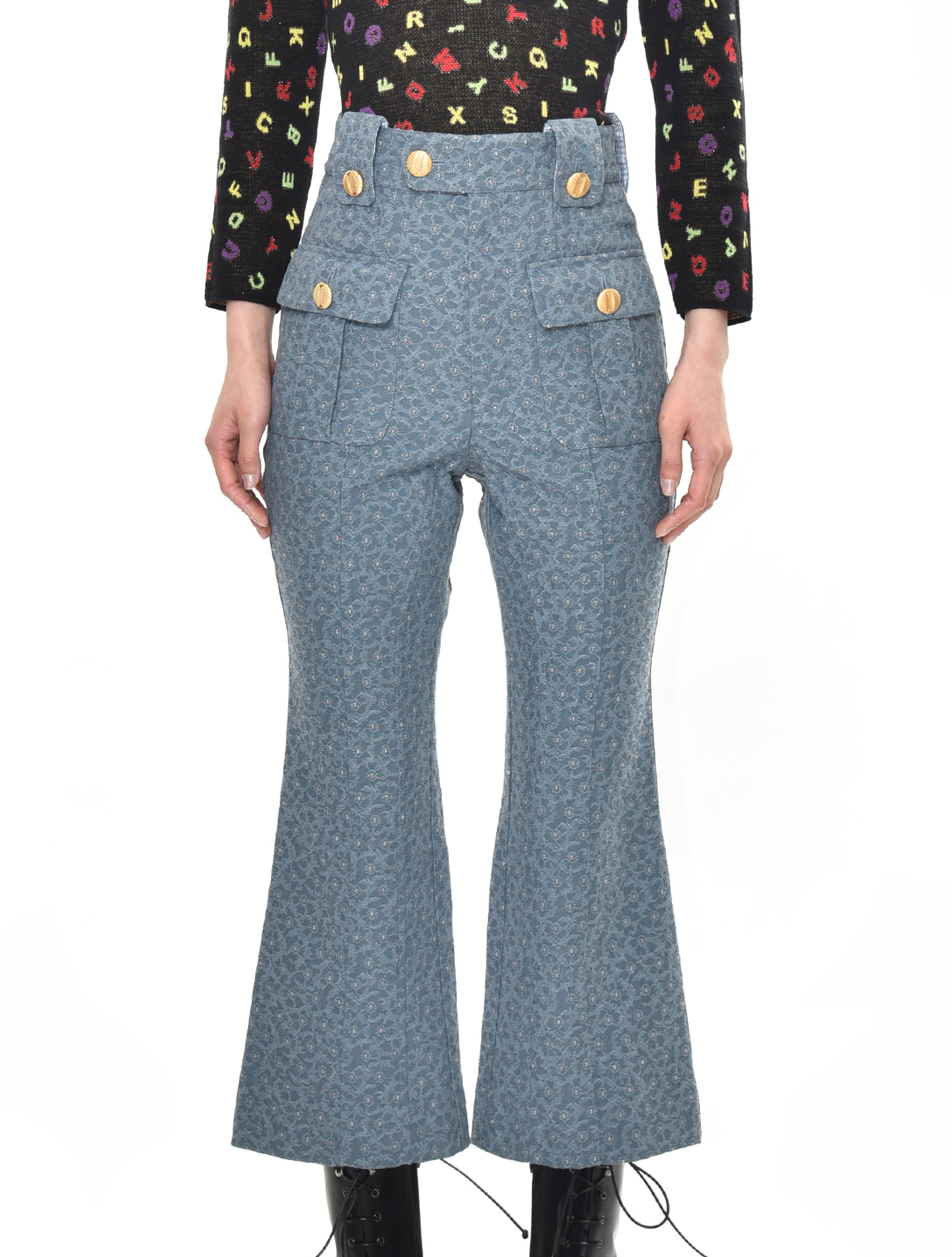 Fashion Lady Trousers