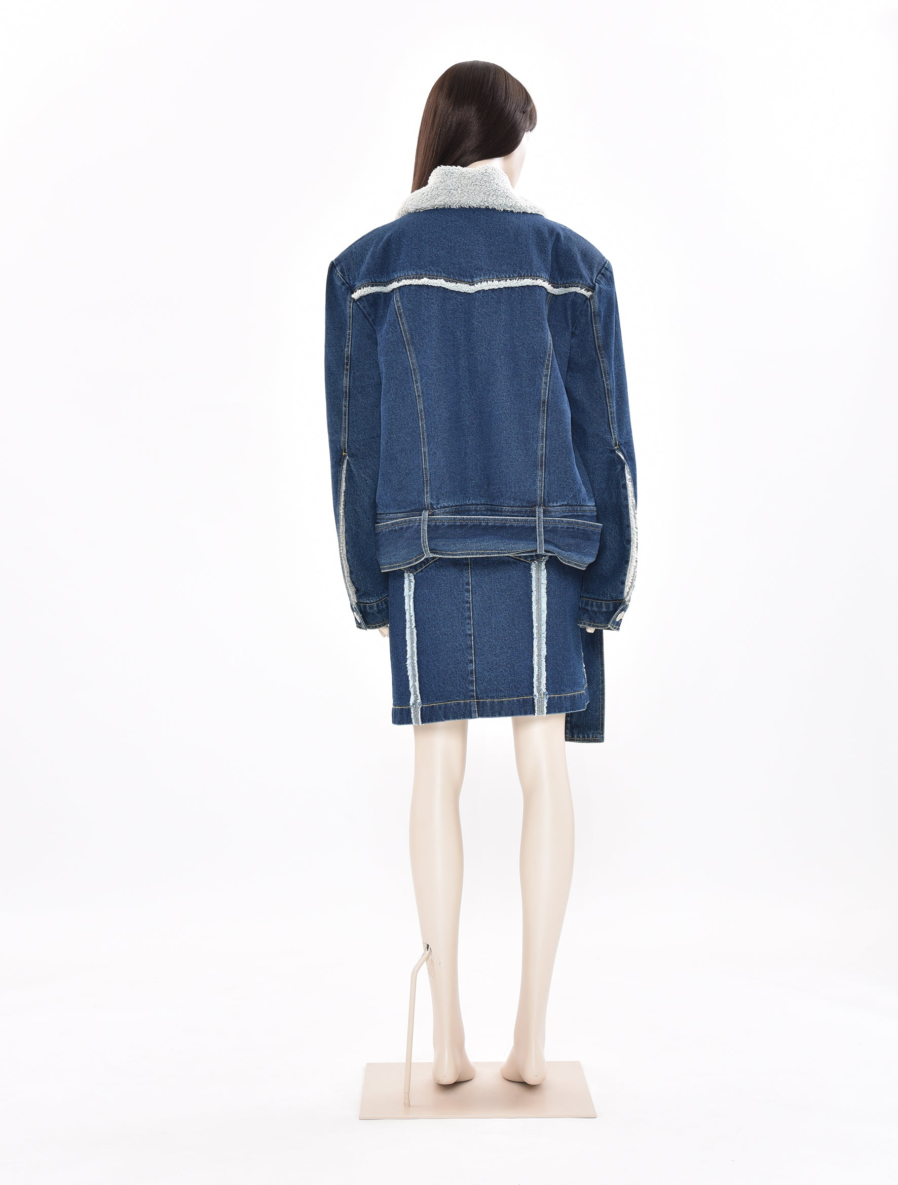 x DDP Navy Denim Jacket