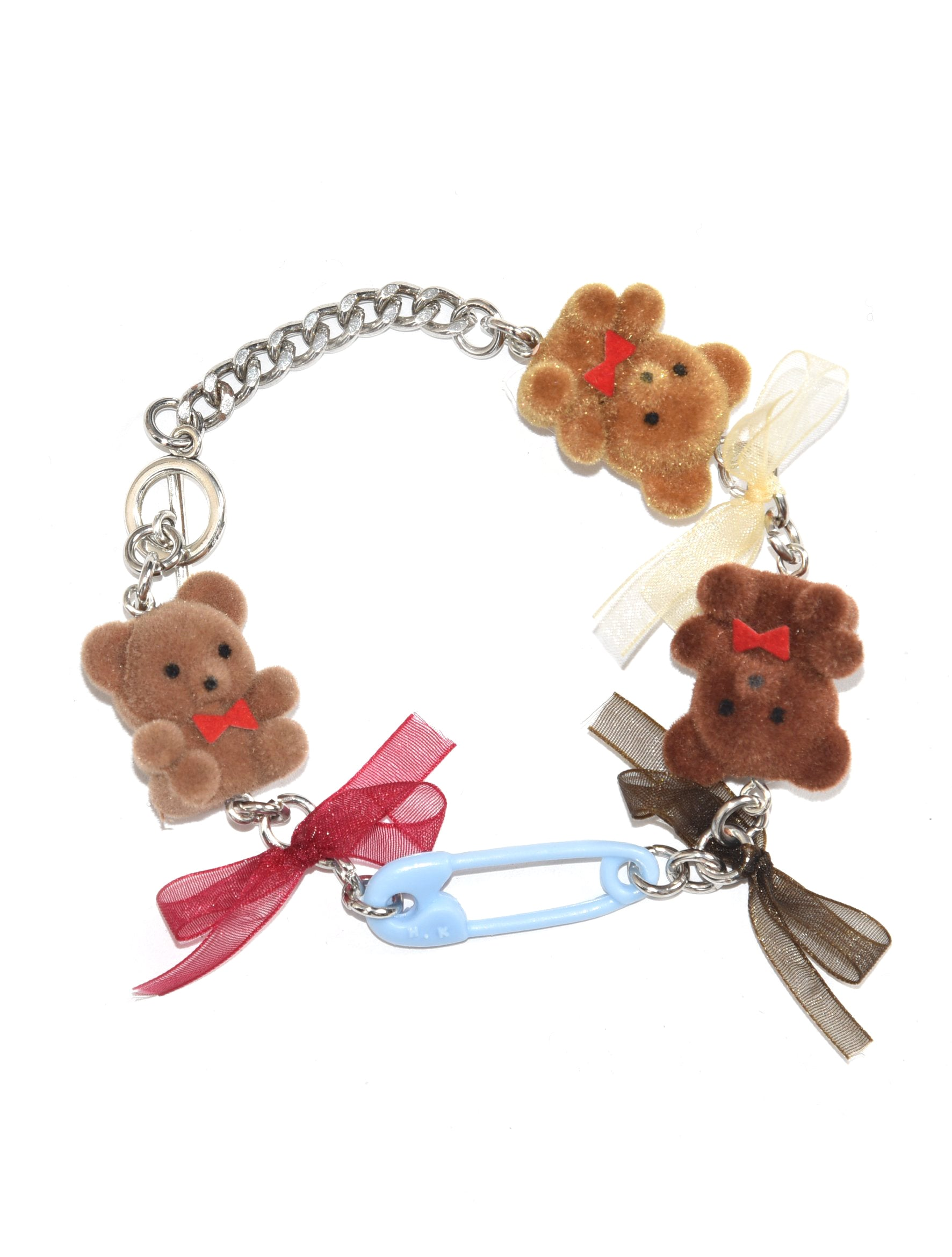 Neith Nyer Teddy Bear Braclet