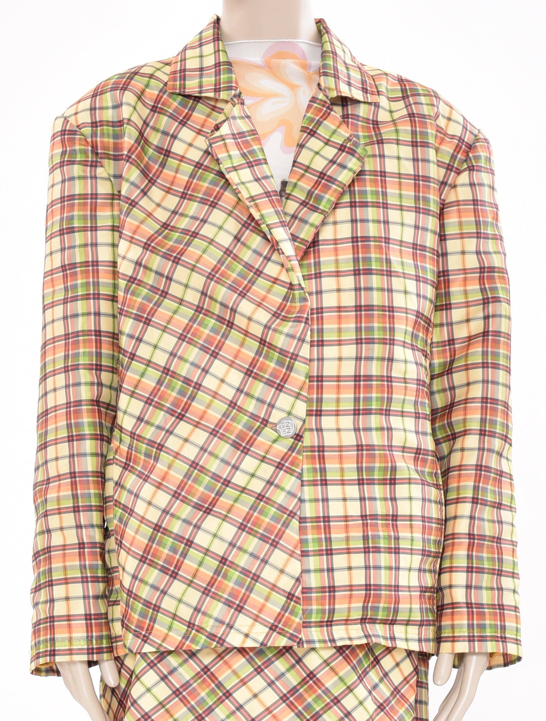 x DDP Check Jacket