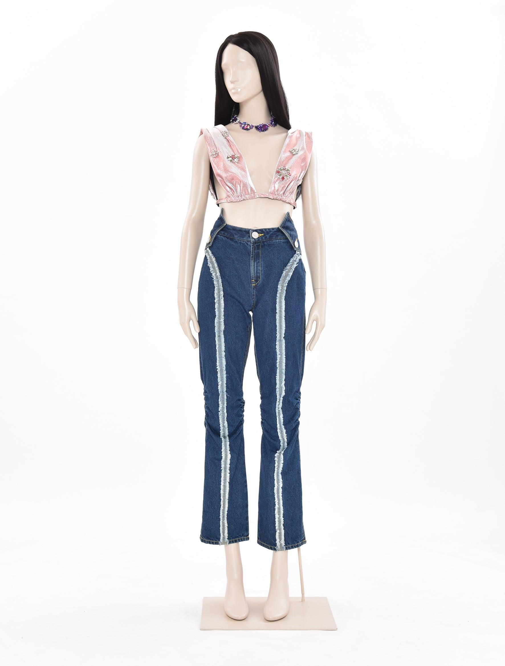 x DDP Denim Trousers