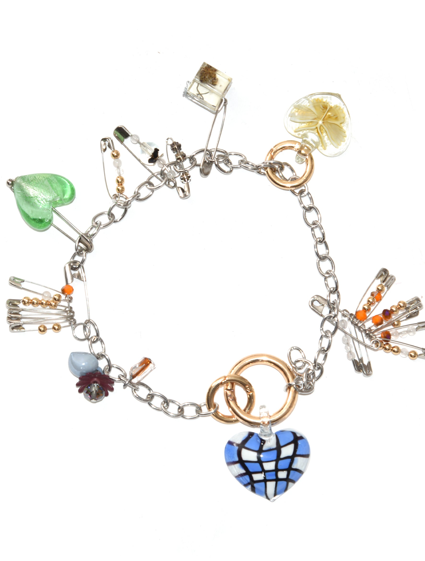 Neith Nyer Heart Braclet