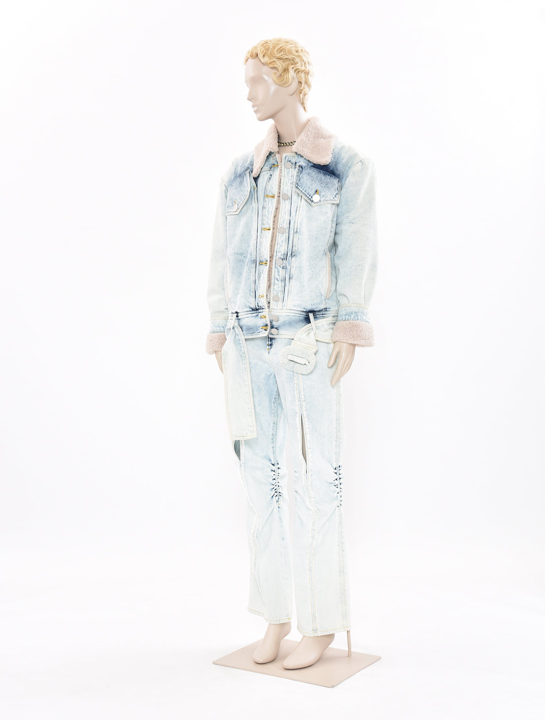 Neith Nyer DDP Washed Denim Jacket