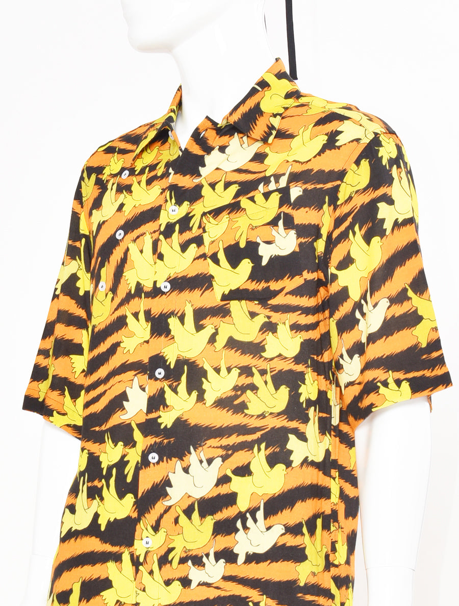 Alex Mullins Tiger Bird Shirt