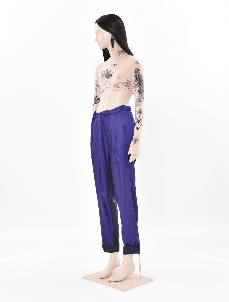 TTSWTRS Tattooed Top With Long Sleeves