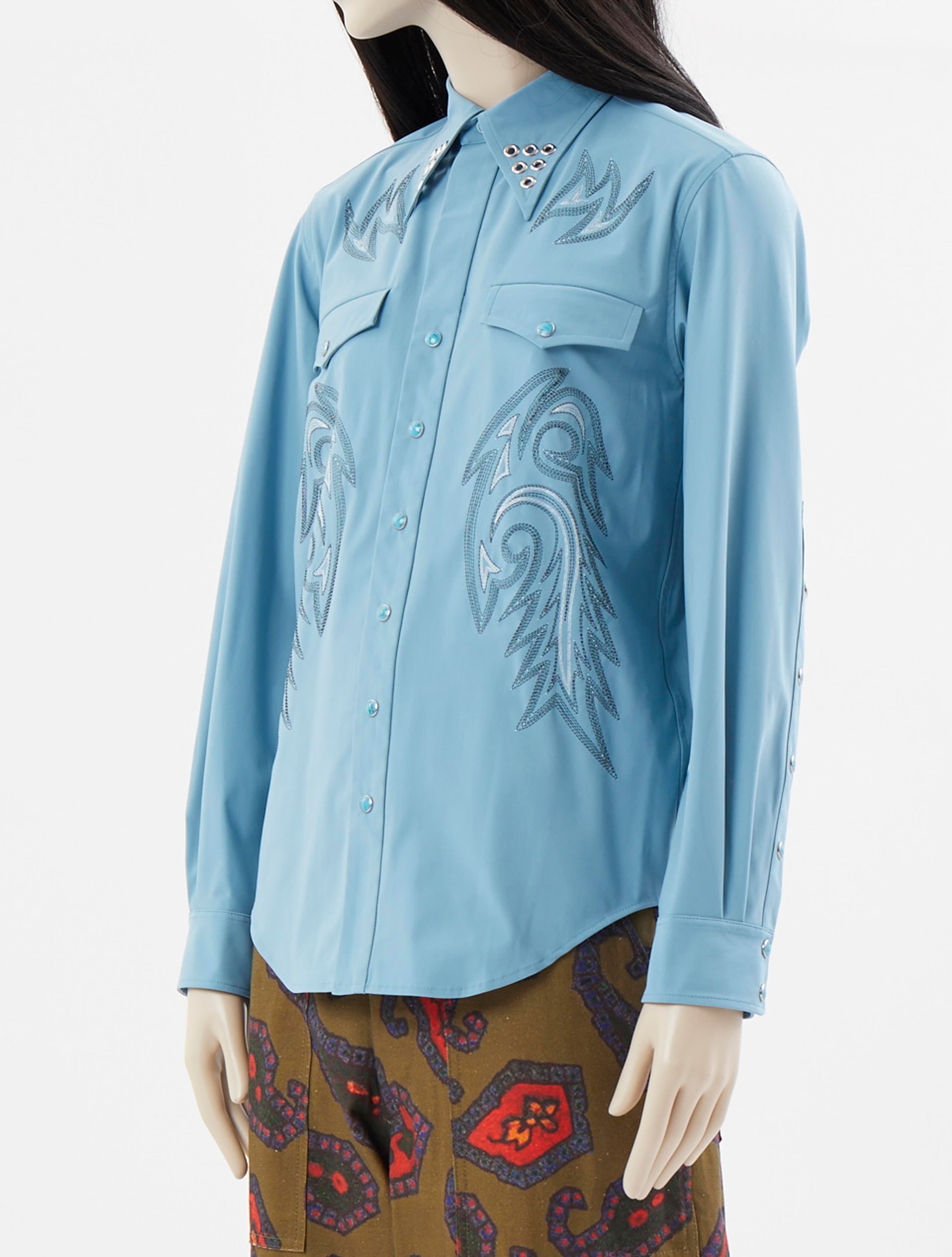 Toga Pulla Embroidery Shirt