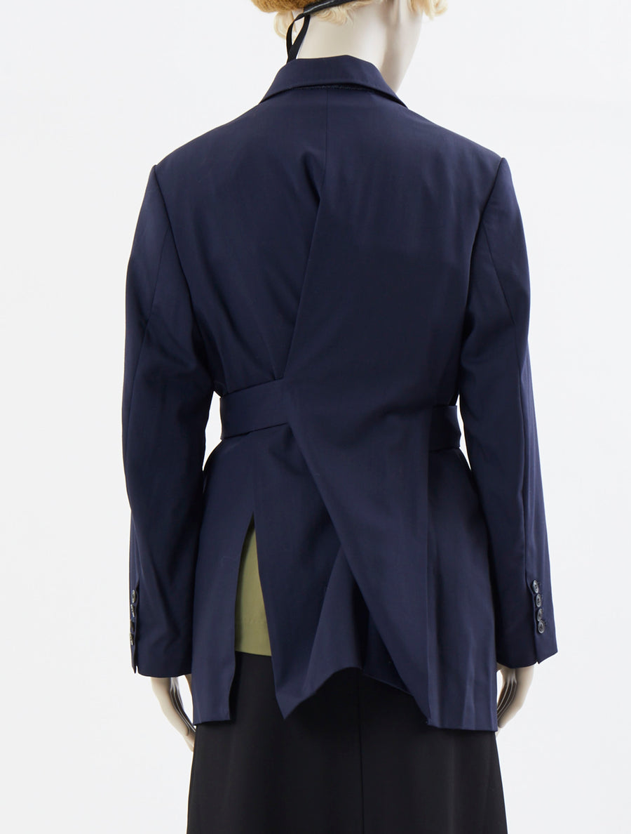 Toga Pulla Wool Jacket