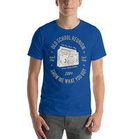 Old School Reunion 1984 Tee - Show Me What You Got Dance Crew Vintage T-Shirt