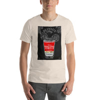 Bloody Mary Cocktail Drink Graphic T-Shirt For Men & Women
