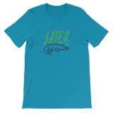 Later Gator Graphic T-Shirt - Cool Tees