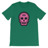 skull Candy Pink Skull Graphic T-Shirt