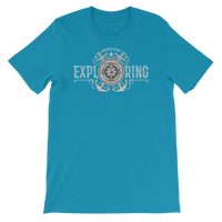 Never Stop Exploring Graphic T-Shirt For Men & Women